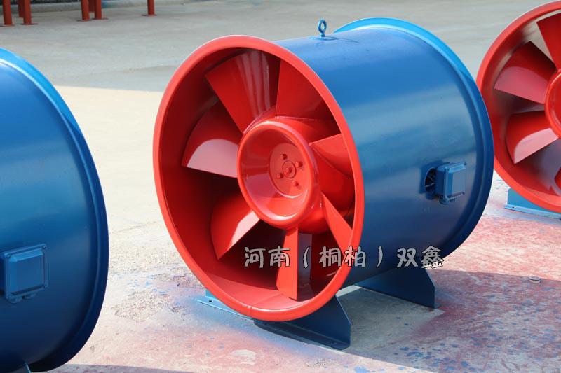 河南双鑫:如何区分消防排烟风机和普通排烟风机?