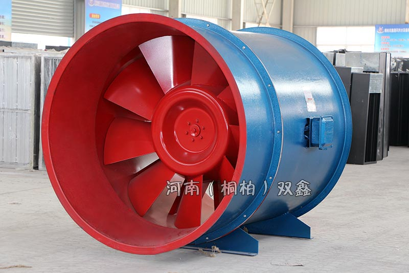 河南双鑫:消防高温排烟风机在现实生活中的实际功用