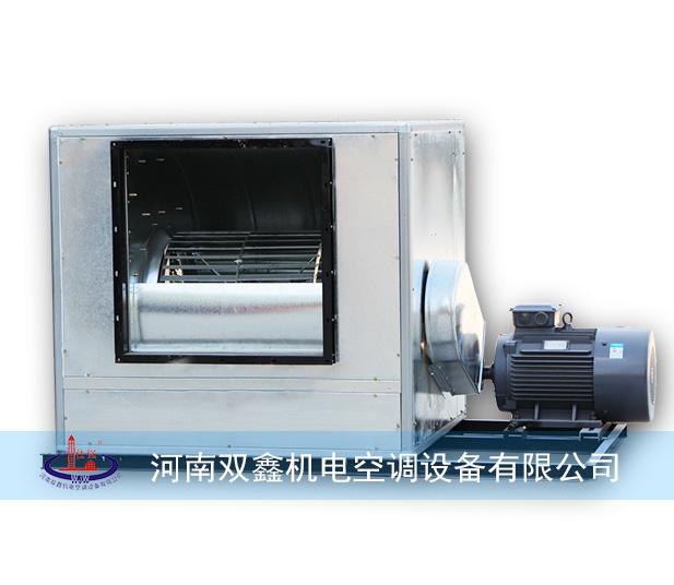 双鑫风机:HTFC消防排烟通风两用柜式离心风机
