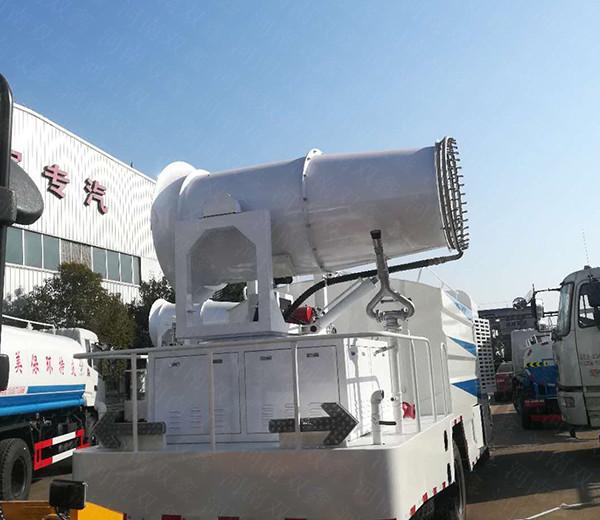 河南双鑫:雾炮机有什么作用,主要体现在哪些方面?