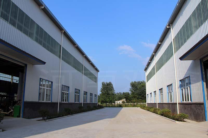 河南双鑫标准化厂房