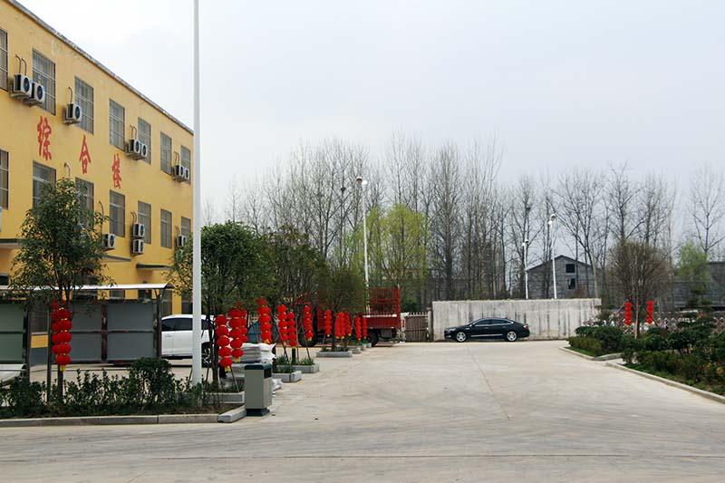 河南双鑫厂区办公楼