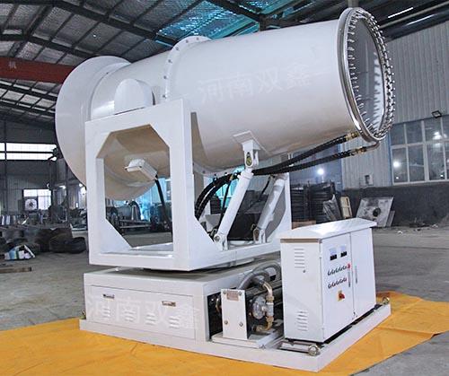 河南双鑫:雾炮机规格型号是如何区分的?