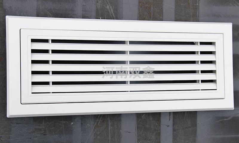河南双鑫:不同的中央空调风口有什么不同?