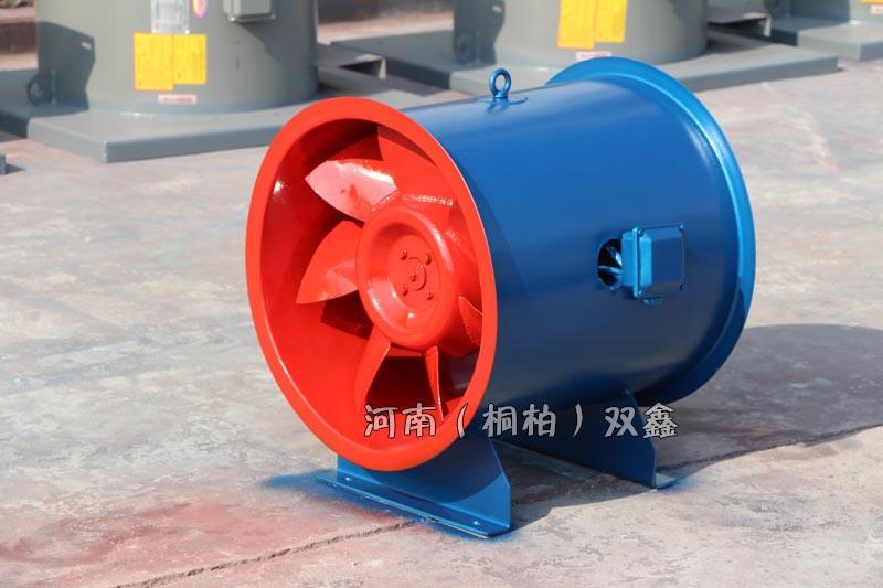双鑫:HTF消防高温排烟风机