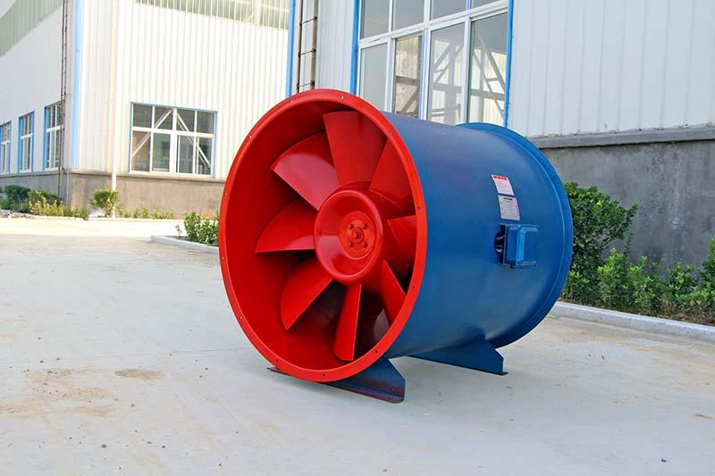 河南双鑫:消防排烟风机有哪些分类型号?