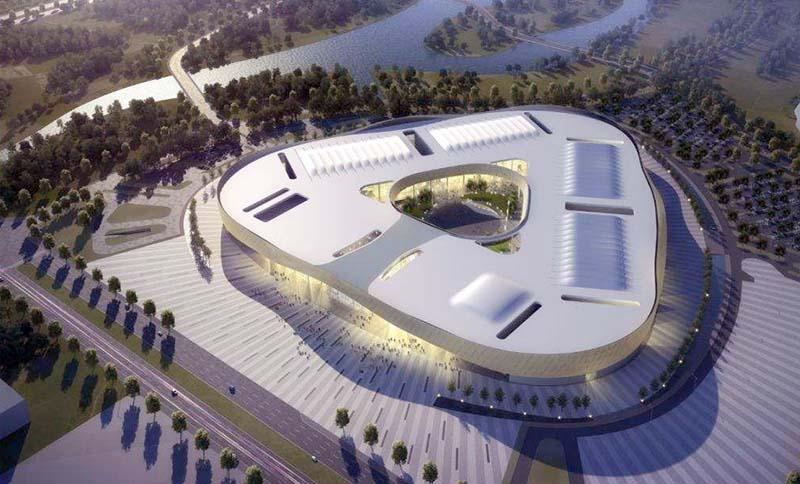驻马店国际会展中心工程项目