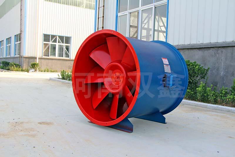 河南双鑫:消防排烟风机与正压送风机有什么区别?