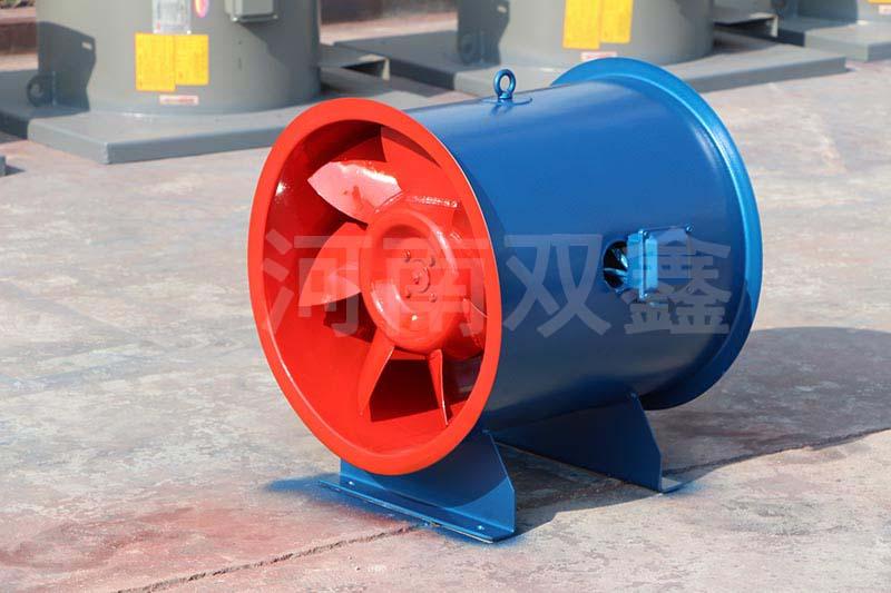 河南双鑫:消防排烟风机与防火阀有什么关系?