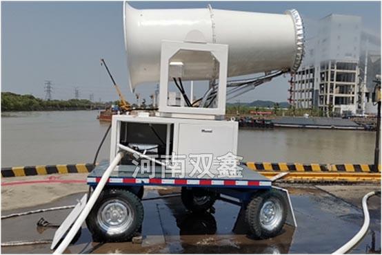 双鑫SX牵引式雾炮机