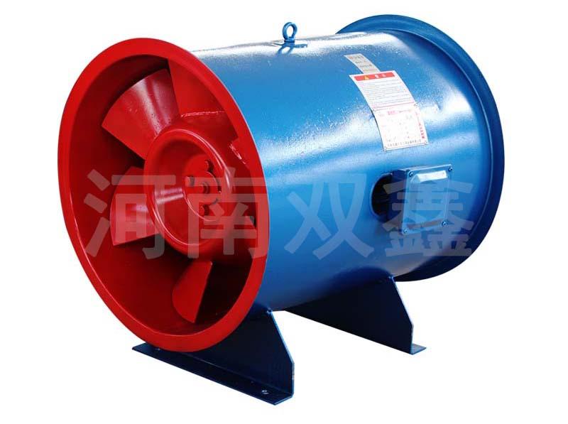 河南双鑫:消防排烟风机是如何安装调试的?