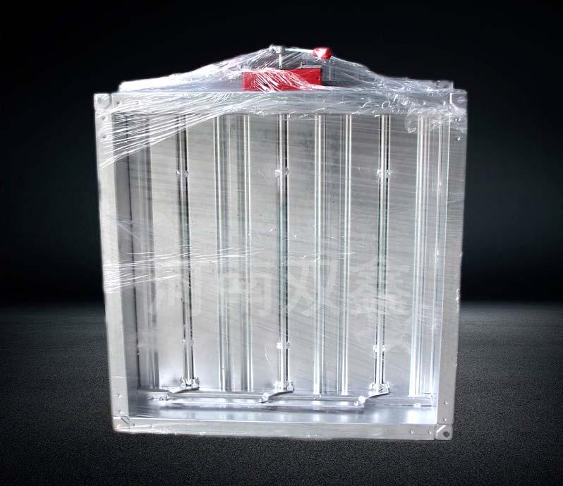 河南双鑫:3C防火阀是如何进行标志和包装存储的?